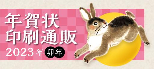 2019年亥猪(いのしし)年賀状印刷通販